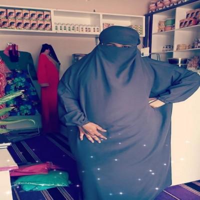 Hijab en coton